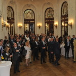 Awarding Ceremony at the Belgian Embassy in Paris